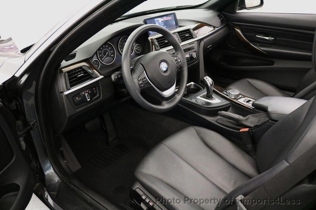 2015 BMW 4 Series CERTIFIED 428i xDRIVE AWD CAMERA NAVIGATION - 17570261 - 32