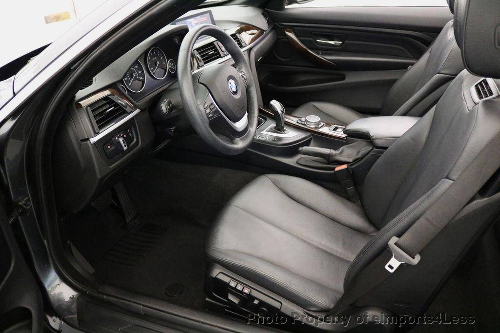 2015 BMW 4 Series CERTIFIED 428i xDRIVE AWD CAMERA NAVIGATION - 17570261 - 38