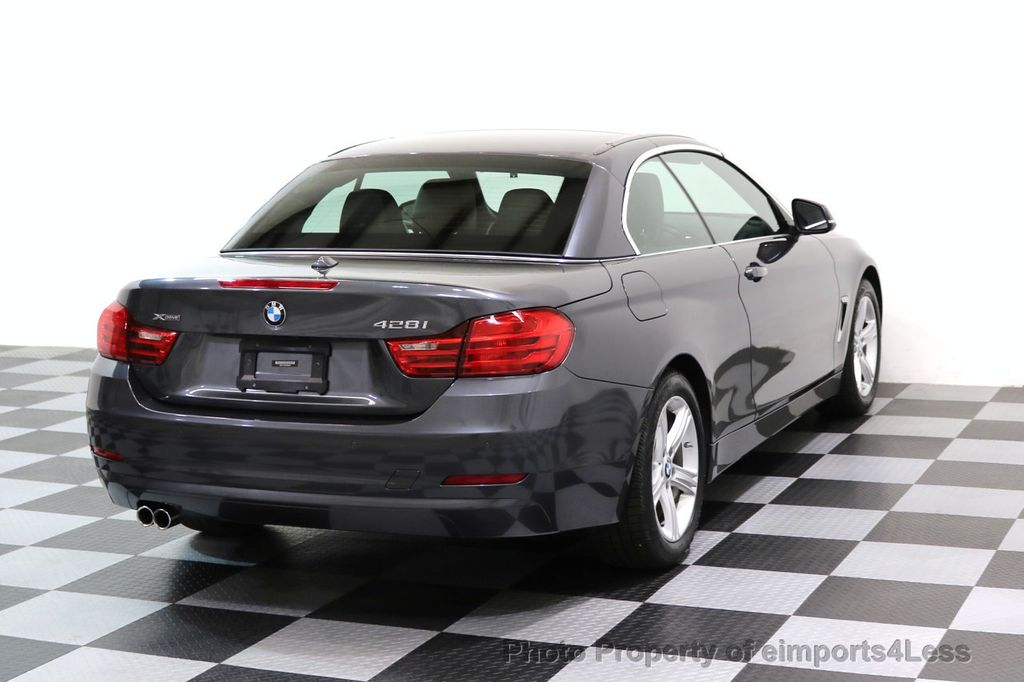 2015 BMW 4 Series CERTIFIED 428i xDRIVE AWD CAMERA NAVIGATION - 17570261 - 3
