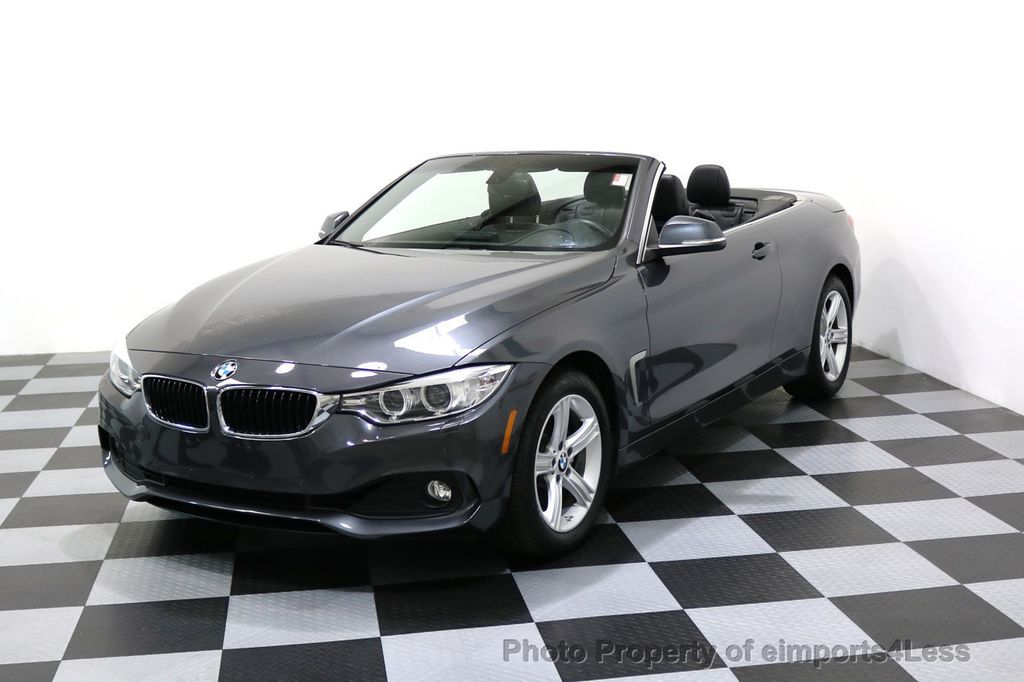 2015 BMW 4 Series CERTIFIED 428i xDRIVE AWD CAMERA NAVIGATION - 17570261 - 41