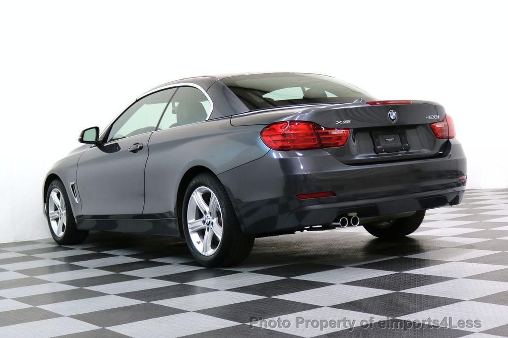2015 BMW 4 Series CERTIFIED 428i xDRIVE AWD CAMERA NAVIGATION - 17570261 - 42