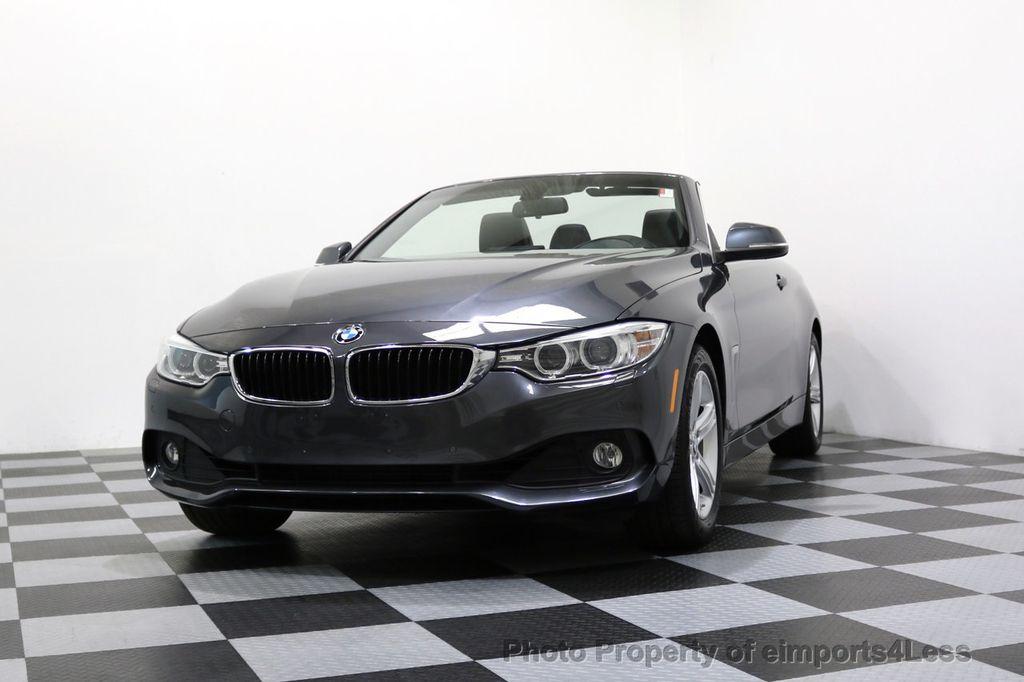 2015 BMW 4 Series CERTIFIED 428i xDRIVE AWD CAMERA NAVIGATION - 17570261 - 46