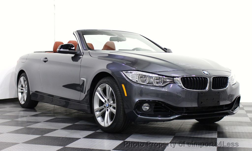 Used BMW Series CERTIFIED I XDRIVE AWD CONVERTIBLE SPORT - 428i bmw convertible