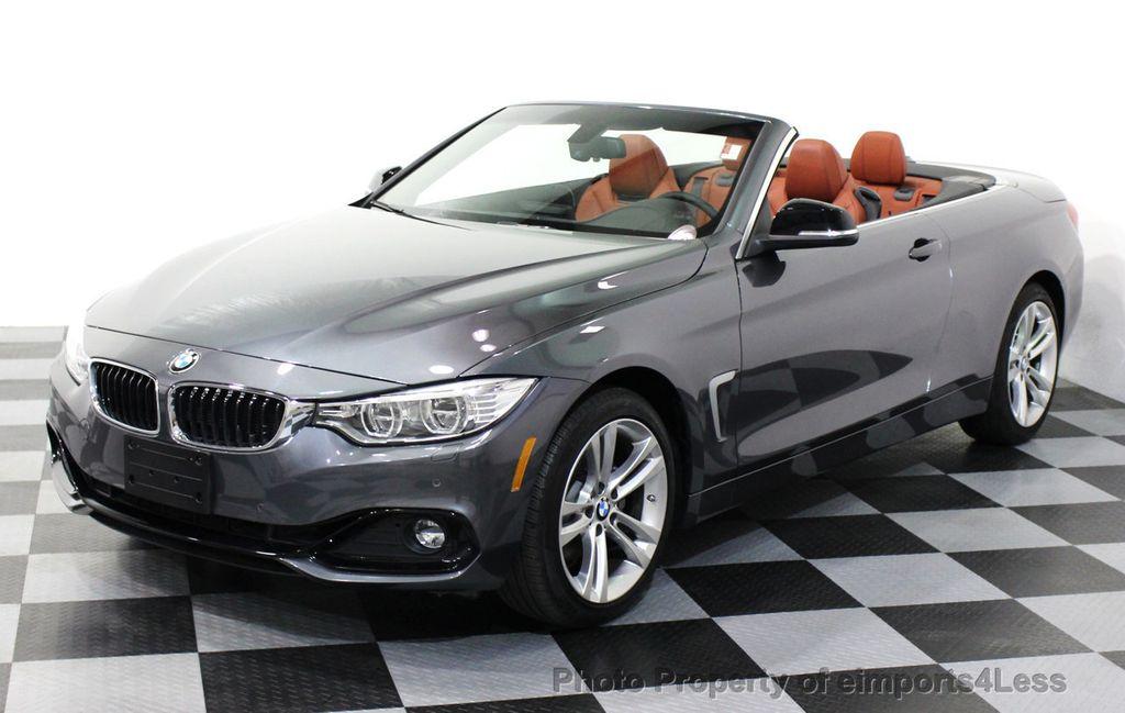 Used 2015 Bmw 4 Series 428i: 2015 Used BMW 4 Series CERTIFIED 428i XDRIVE AWD