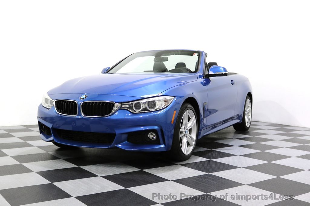 2015 BMW 4 Series CERTIFIED 428i xDRIVE AWD M Sport Package TECH CAM NAVI - 17696951 - 13