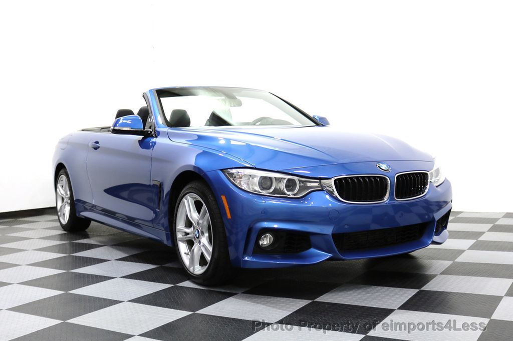 2015 BMW 4 Series CERTIFIED 428i xDRIVE AWD M Sport Package TECH CAM NAVI - 17696951 - 14