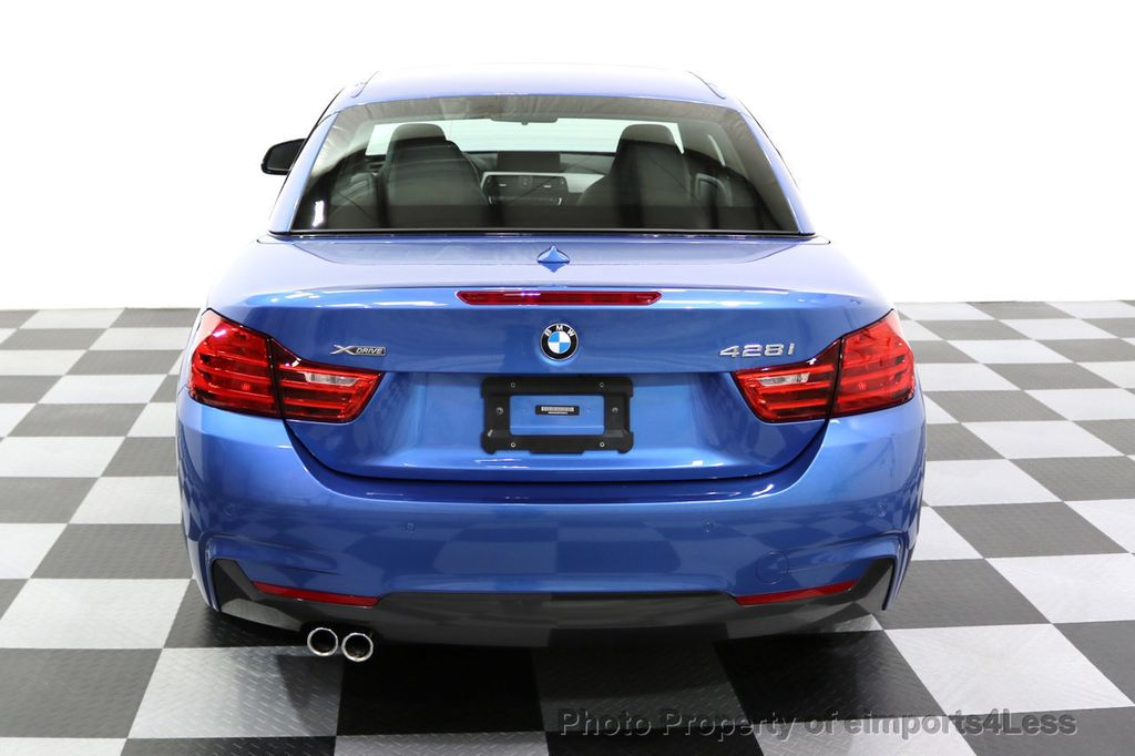 2015 BMW 4 Series CERTIFIED 428i xDRIVE AWD M Sport Package TECH CAM NAVI - 17696951 - 16