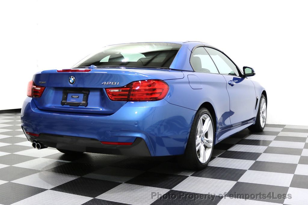 2015 BMW 4 Series CERTIFIED 428i xDRIVE AWD M Sport Package TECH CAM NAVI - 17696951 - 17