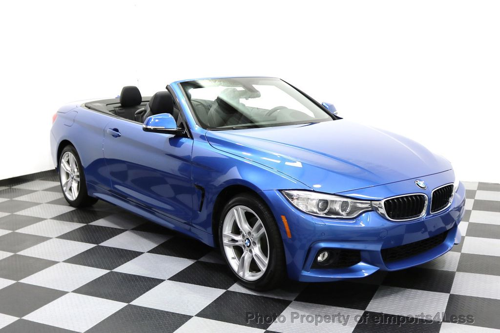 2015 BMW 4 Series CERTIFIED 428i xDRIVE AWD M Sport Package TECH CAM NAVI - 17696951 - 1