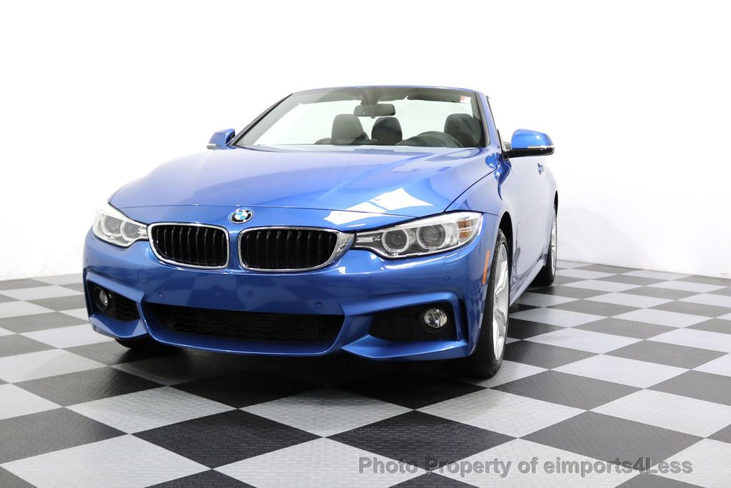 2015 BMW 4 Series CERTIFIED 428i xDRIVE AWD M Sport Package TECH CAM NAVI - 17696951 - 27