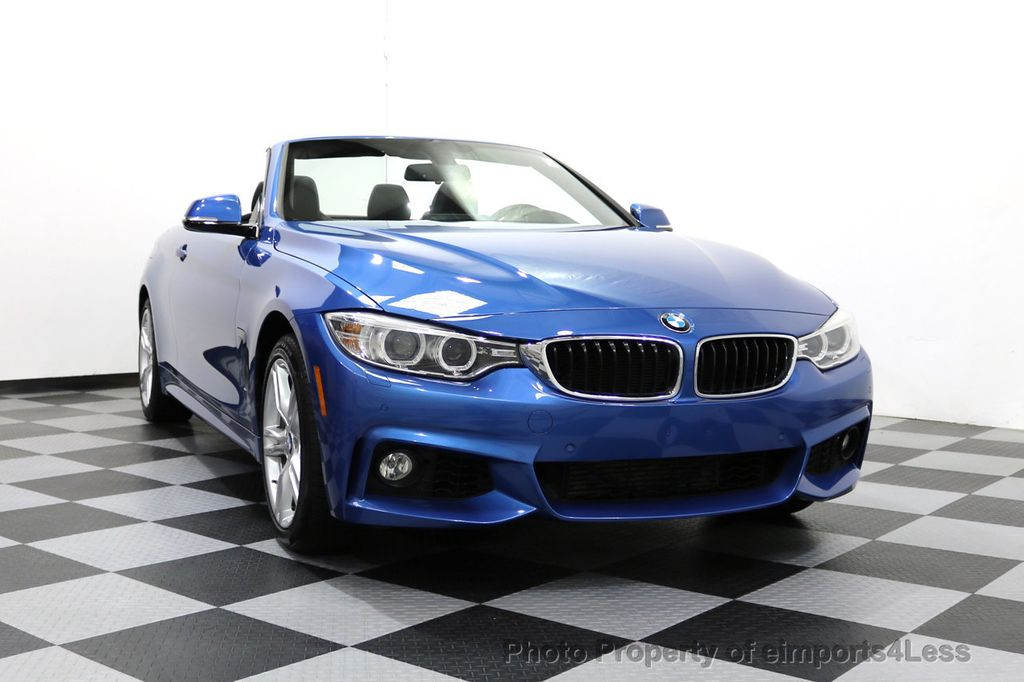 2015 BMW 4 Series CERTIFIED 428i xDRIVE AWD M Sport Package TECH CAM NAVI - 17696951 - 28
