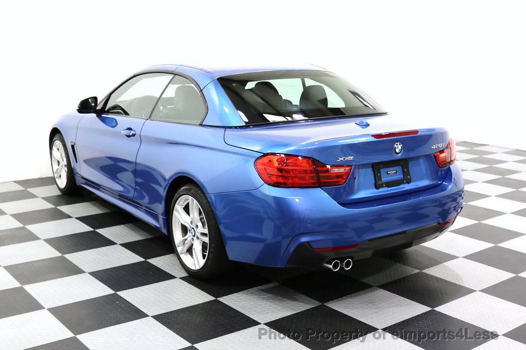 2015 BMW 4 Series CERTIFIED 428i xDRIVE AWD M Sport Package TECH CAM NAVI - 17696951 - 2