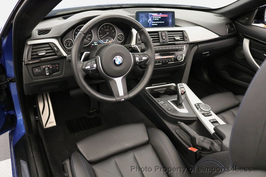 2015 BMW 4 Series CERTIFIED 428i xDRIVE AWD M Sport Package TECH CAM NAVI - 17696951 - 32