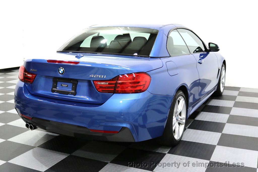 2015 BMW 4 Series CERTIFIED 428i xDRIVE AWD M Sport Package TECH CAM NAVI - 17696951 - 3