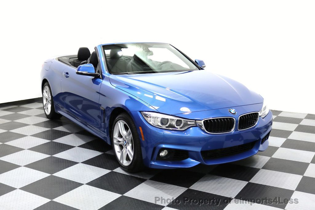 2015 BMW 4 Series CERTIFIED 428i xDRIVE AWD M Sport Package TECH CAM NAVI - 17696951 - 42