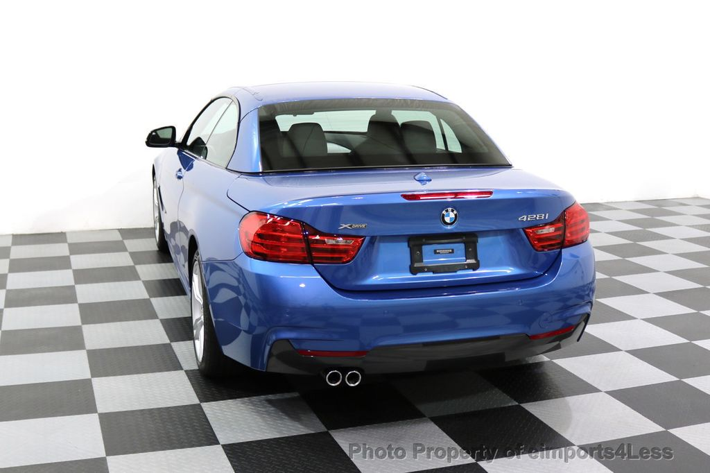2015 BMW 4 Series CERTIFIED 428i xDRIVE AWD M Sport Package TECH CAM NAVI - 17696951 - 43