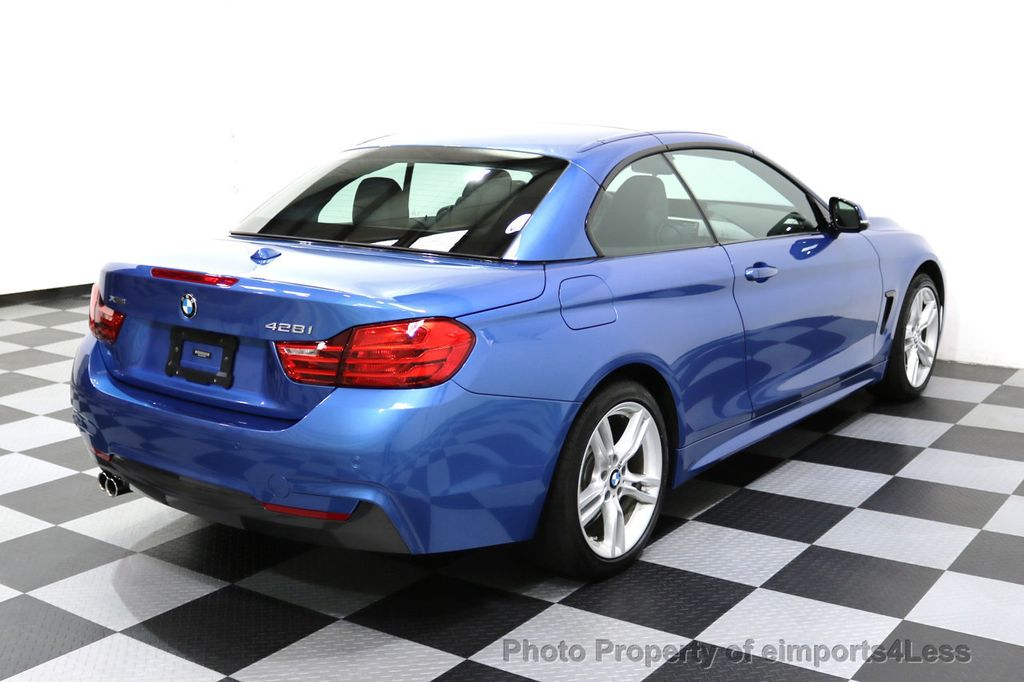 2015 BMW 4 Series CERTIFIED 428i xDRIVE AWD M Sport Package TECH CAM NAVI - 17696951 - 44