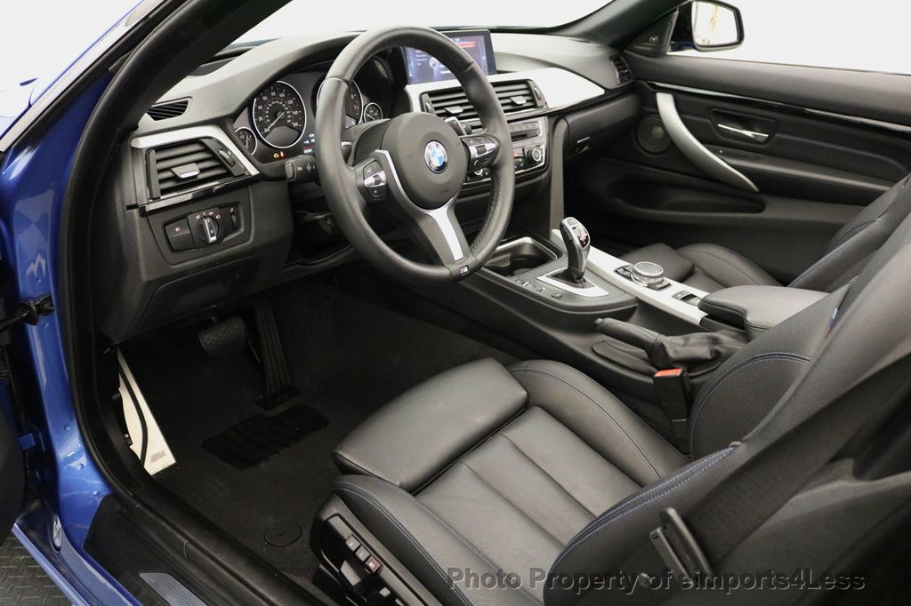 2015 BMW 4 Series CERTIFIED 428i xDRIVE AWD M Sport Package TECH CAM NAVI - 17696951 - 45