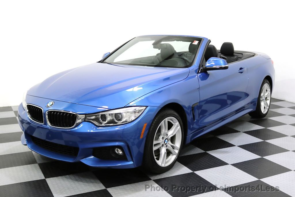 2015 BMW 4 Series CERTIFIED 428i xDRIVE AWD M Sport Package TECH CAM NAVI - 17696951 - 48