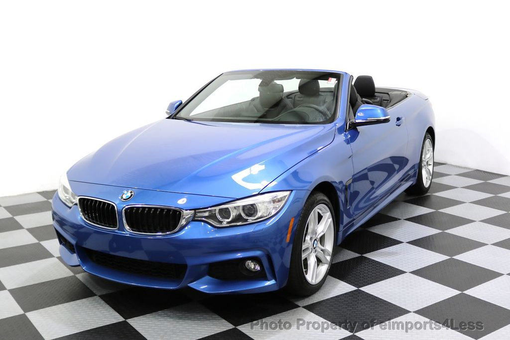 2015 BMW 4 Series CERTIFIED 428i xDRIVE AWD M Sport Package TECH CAM NAVI - 17696951 - 49