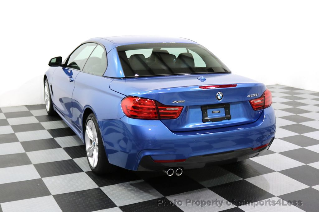 2015 BMW 4 Series CERTIFIED 428i xDRIVE AWD M Sport Package TECH CAM NAVI - 17696951 - 51