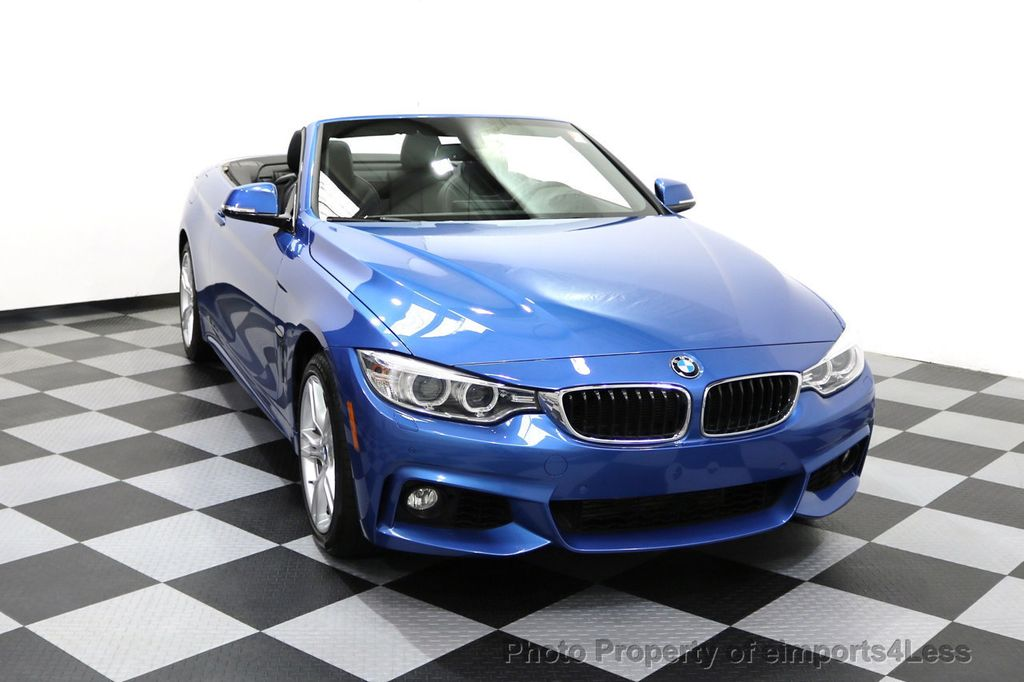 2015 BMW 4 Series CERTIFIED 428i xDRIVE AWD M Sport Package TECH CAM NAVI - 17696951 - 52