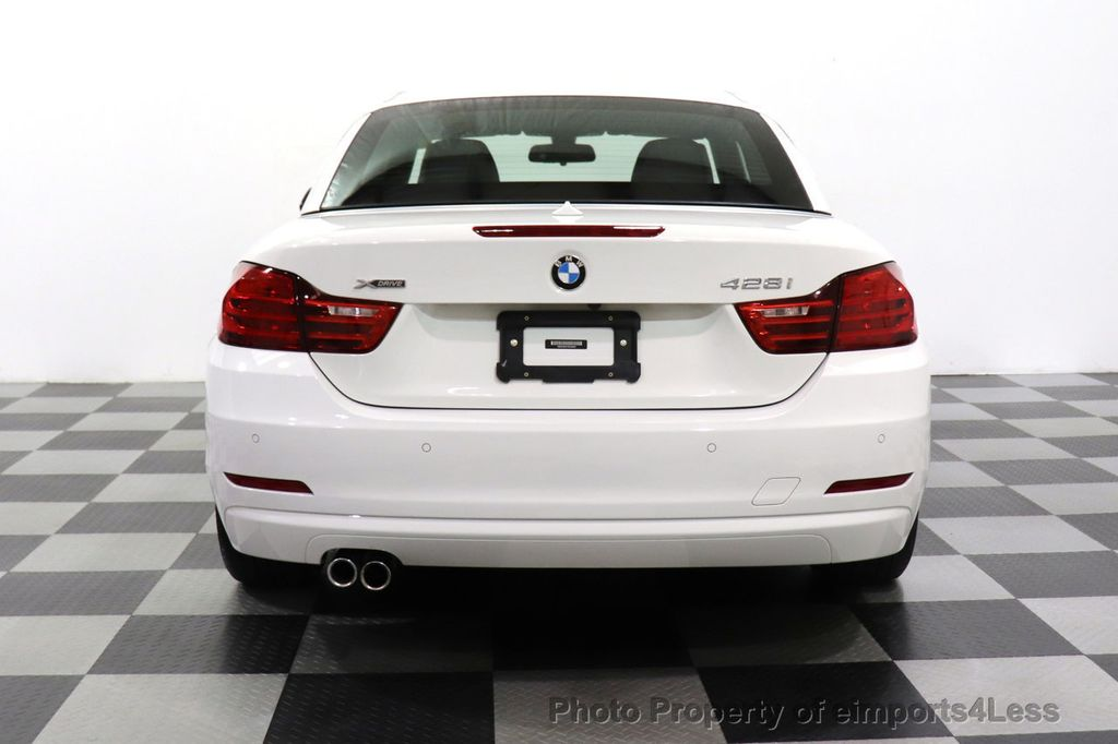 2015 BMW 4 Series CERTIFIED 428i xDrive AWD PREMIUM CAMERA NAVIGATION - 18467697 - 25