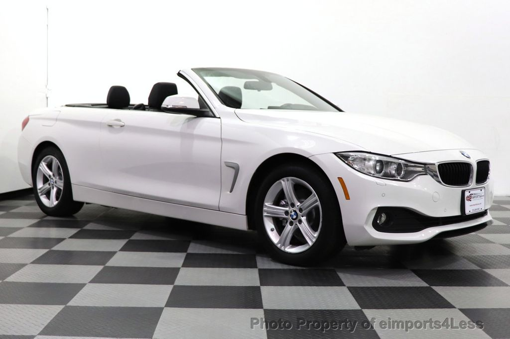 2015 BMW 4 Series CERTIFIED 428i xDrive AWD PREMIUM CAMERA NAVIGATION - 18467697 - 36