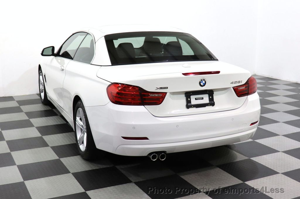 2015 BMW 4 Series CERTIFIED 428i xDrive AWD PREMIUM CAMERA NAVIGATION - 18467697 - 44