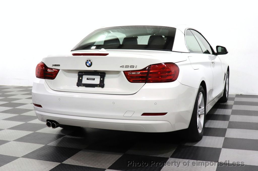 2015 BMW 4 Series CERTIFIED 428i xDrive AWD PREMIUM CAMERA NAVIGATION - 18467697 - 46