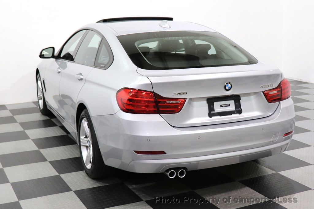 2015 BMW 4 Series CERTIFIED 428i xDrive GRAN COUPE AWD CAMERA NAVI - 18499016 - 15
