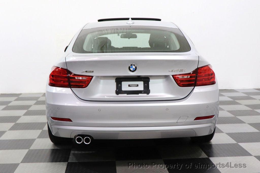 2015 BMW 4 Series CERTIFIED 428i xDrive GRAN COUPE AWD CAMERA NAVI - 18499016 - 16