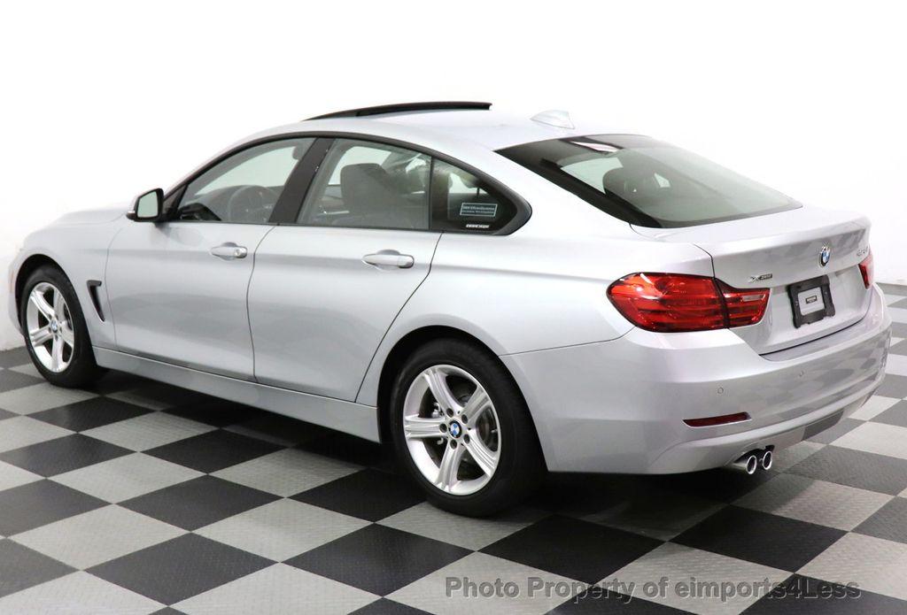 2015 BMW 4 Series CERTIFIED 428i xDrive GRAN COUPE AWD CAMERA NAVI - 18499016 - 28
