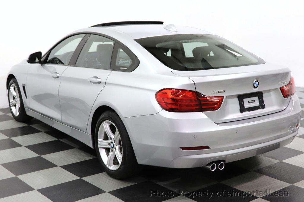2015 BMW 4 Series CERTIFIED 428i xDrive GRAN COUPE AWD CAMERA NAVI - 18499016 - 2