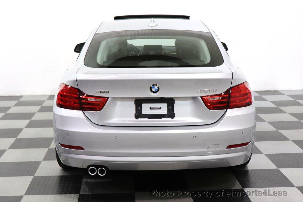 2015 BMW 4 Series CERTIFIED 428i xDrive GRAN COUPE AWD CAMERA NAVI - 18499016 - 29