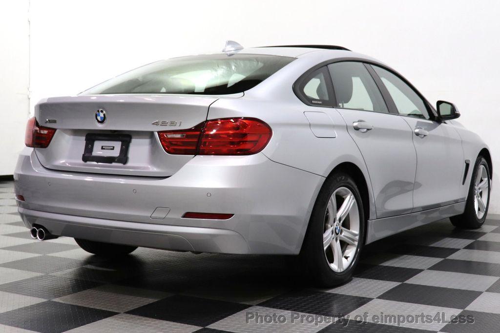 2015 BMW 4 Series CERTIFIED 428i xDrive GRAN COUPE AWD CAMERA NAVI - 18499016 - 3