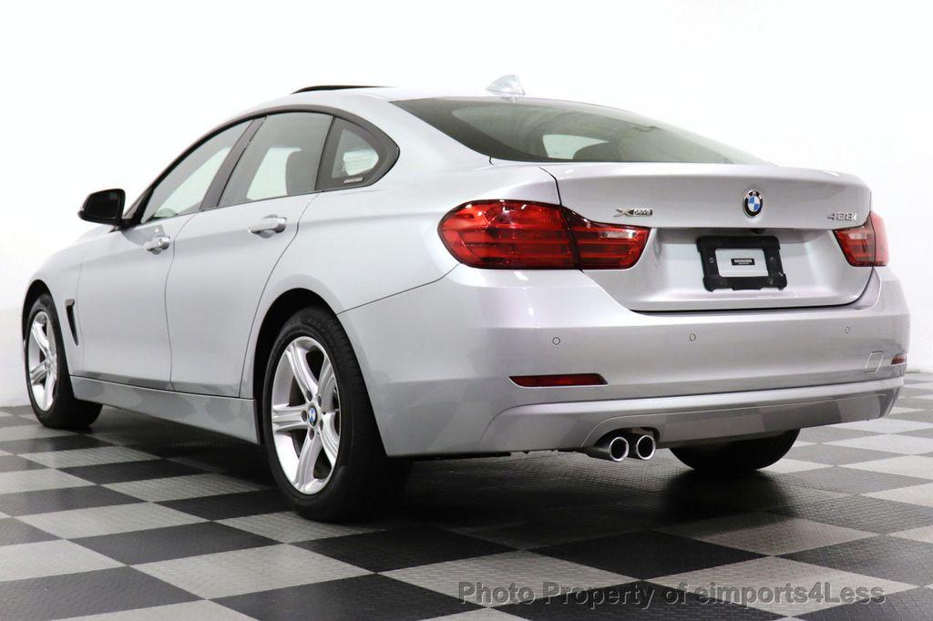 2015 BMW 4 Series CERTIFIED 428i xDrive GRAN COUPE AWD CAMERA NAVI - 18499016 - 42