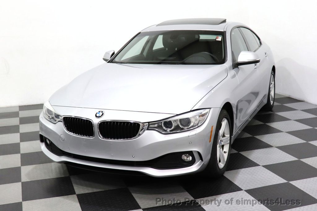 2015 BMW 4 Series CERTIFIED 428i xDrive GRAN COUPE AWD CAMERA NAVI - 18499016 - 50