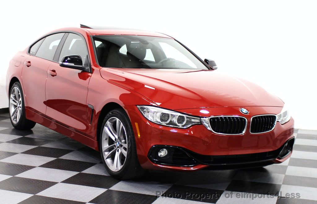 2015 used bmw 4 series certified 428i xdrive gran coupe awd sedan sport navi at eimports4less. Black Bedroom Furniture Sets. Home Design Ideas