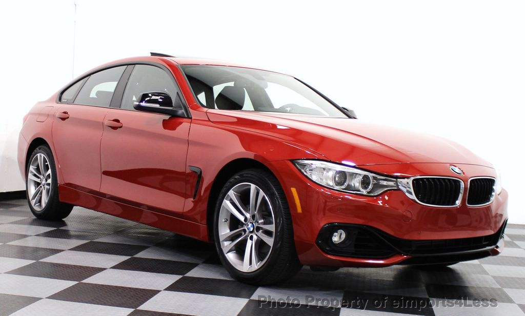 2015 used bmw 4 series certified 428i xdrive gran coupe awd sedan sport navi at eimports4less - Bmw 2 series coupe xdrive ...