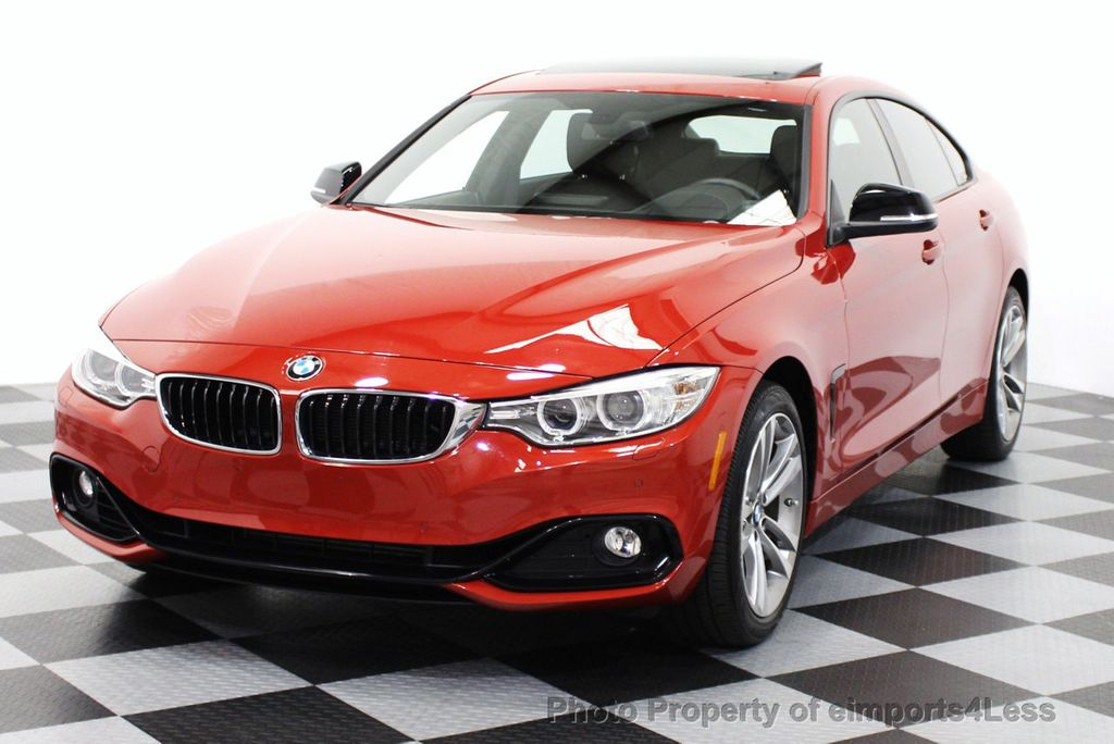 2015 used bmw 4 series certified 428i xdrive gran coupe. Black Bedroom Furniture Sets. Home Design Ideas