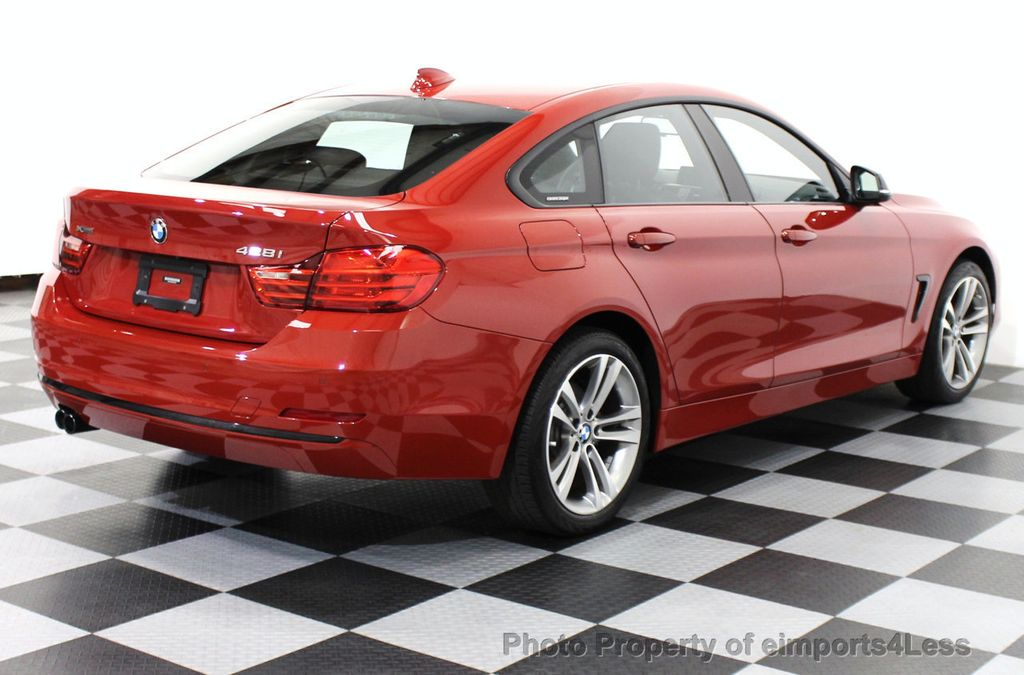 2015 Used BMW 4 Series CERTIFIED 428i xDRIVE Gran Coupe ...