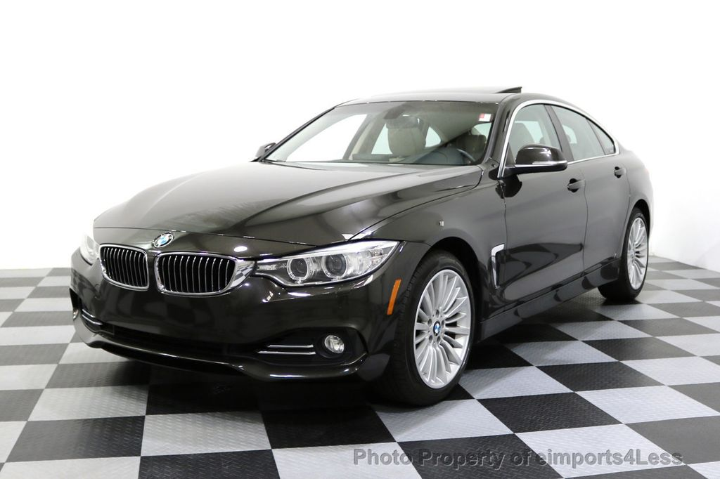 2015 BMW 4 Series CERTIFIED 428i xDrive Gran Coupe Luxury Line AWD CAMENAV - 17736551 - 14