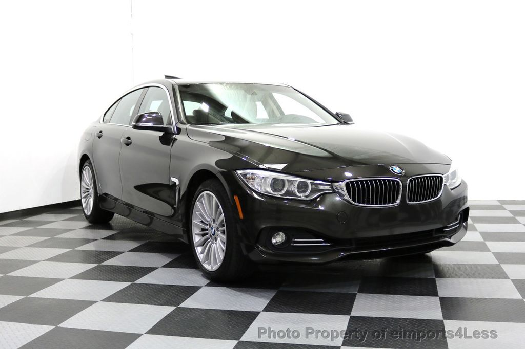 2015 BMW 4 Series CERTIFIED 428i xDrive Gran Coupe Luxury Line AWD CAMENAV - 17736551 - 15