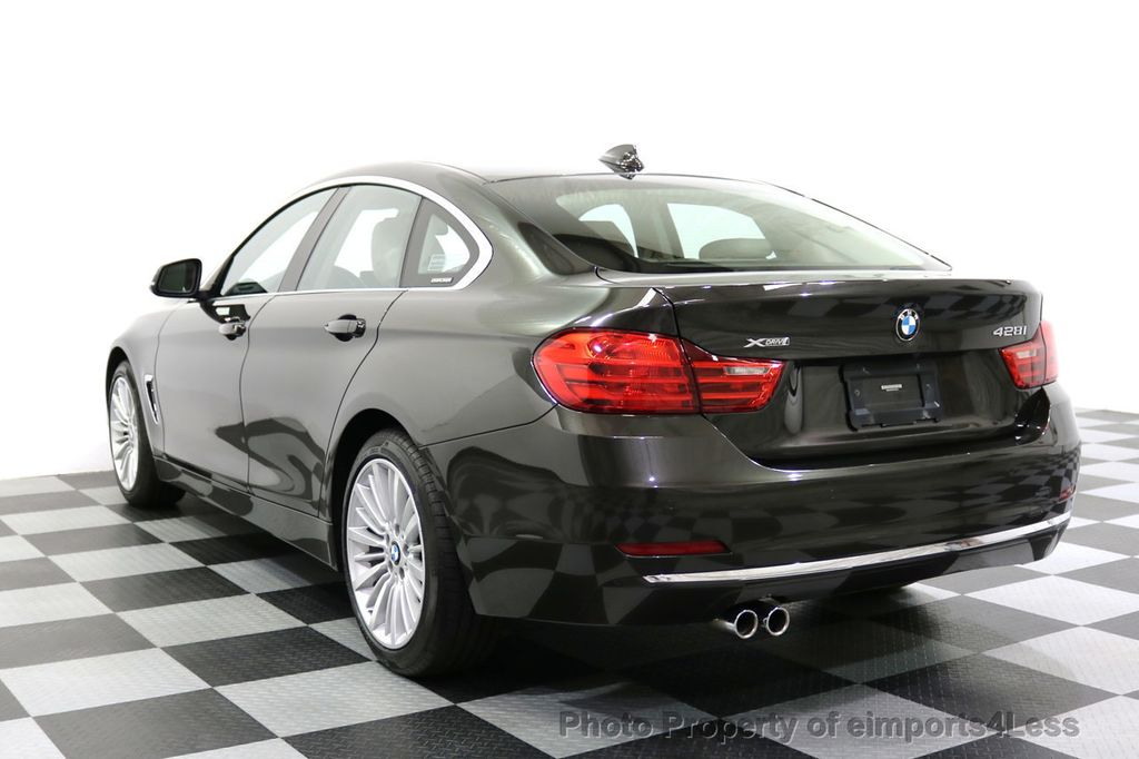 2015 BMW 4 Series CERTIFIED 428i xDrive Gran Coupe Luxury Line AWD CAMENAV - 17736551 - 16