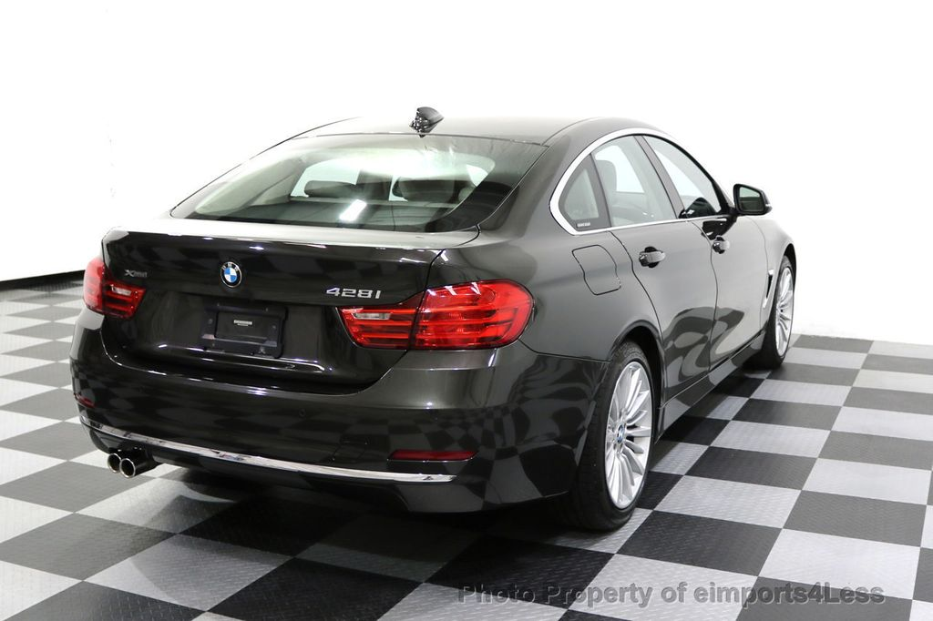 2015 BMW 4 Series CERTIFIED 428i xDrive Gran Coupe Luxury Line AWD CAMENAV - 17736551 - 18
