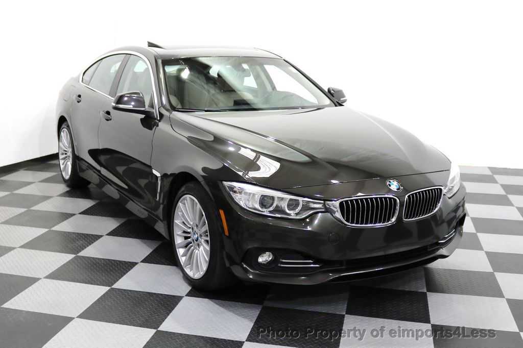 2015 BMW 4 Series CERTIFIED 428i xDrive Gran Coupe Luxury Line AWD CAMENAV - 17736551 - 1