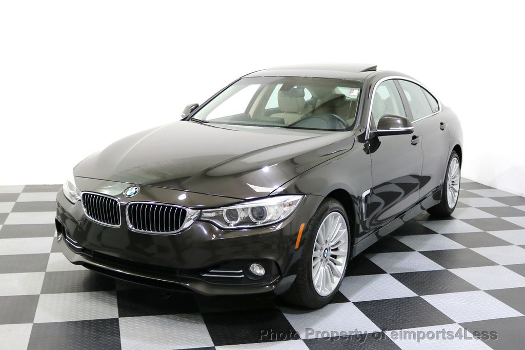 2015 BMW 4 Series CERTIFIED 428i xDrive Gran Coupe Luxury Line AWD CAMENAV - 17736551 - 28