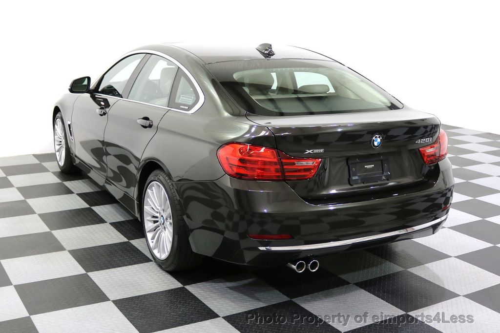 2015 BMW 4 Series CERTIFIED 428i xDrive Gran Coupe Luxury Line AWD CAMENAV - 17736551 - 2