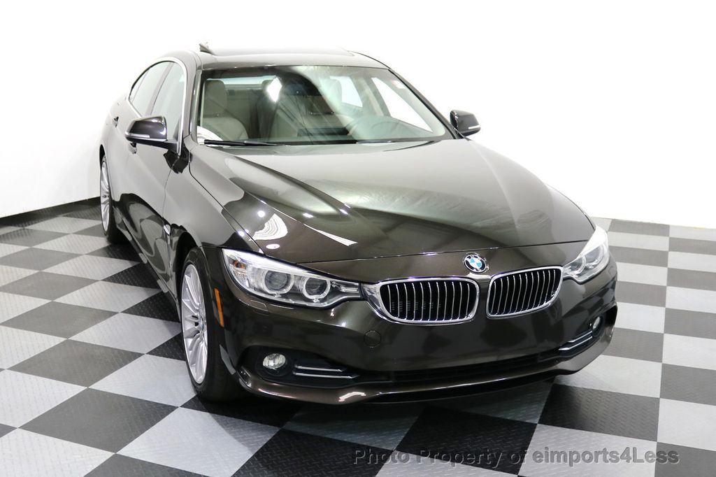 2015 BMW 4 Series CERTIFIED 428i xDrive Gran Coupe Luxury Line AWD CAMENAV - 17736551 - 29